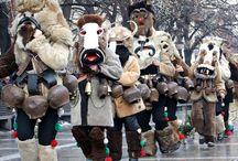 Cooker Bulgaria   Кукеры Болгария / #Cooker #Bulgaria   #Customs, #traditions, #festivals, #rituals, #processions, #carnivals   #Кукеры #Болгария   #Обычаи, #традиции, #праздники, #ритуалы, #шествия, #карнавалы