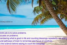 blessing quotes / science behind counting blessings