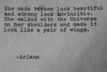 Quotes / by Allie Stearns