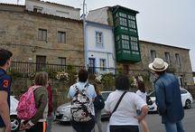 Taller de marisqueo IES Vilamarín (08/06/2016) / Taller de marisqueo con alumnos del IES Vilamarín (Ourense) en Cambados.