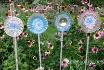 Glass flowers / by Polly Jones