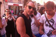 Candids > 9 July 2013 - Paris, France / 2. Candids (Out and about Shannon Leto [Paparazzi]) > 2013 > 9 July 2013 - Paris, France