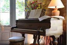 Pared de piano
