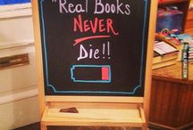 Bookstore! / by Holly Boyer