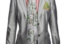 Showcase Your Service / Celebrate your outstanding years of service to Alpha Kappa Alpha Sorority, Inc. with our Silver Star Blazer and Golden Soror Blazer!