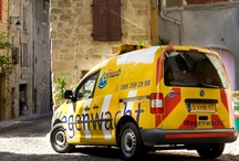 wegenwacht auto / Auto's van de Wegenwacht