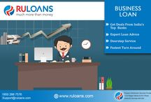 Business Loan - Ruloans / Business loan - Ruloans offers business loan services all over India. Hire Ruloans for the best & beneficial business loans right now!