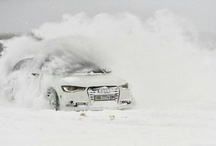 Snow Playground / Oh What Fun To Drive In Snow!!! / by Peter Conlin