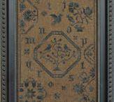 Cross Stitch Sampler / by Susan Gendron Huotari