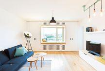 Minimalistic interiors