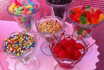 Treats / Yummy ideas for events