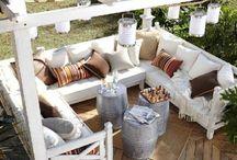 Hage/ verandaen  / Inspirasjon