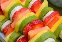 Fruit picnic ideas
