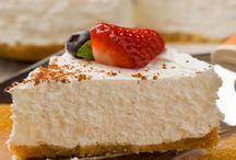 Ricette - DOLCI: chesecake e simili / Cheesecake e dolci da frigo