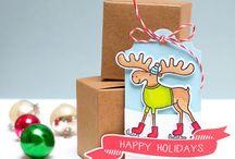2015 - 25 Days of Christmas Tags