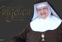 Remembering Mother Angelica / by EWTN Global Catholic Network