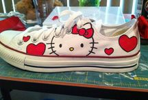 Hello Kitty Clothes & Shoes