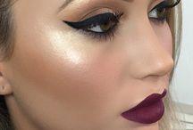 Beautiful art of make-up