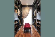 Vestidor / Dressing room / Vestidores de casas creadas por arquitectos argentinos. Inspirate y soñá tu futura casa. Encontrá a tu arquitecto ideal en www.portaldearquitectos.com