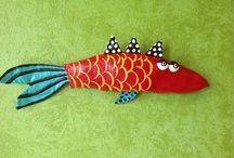 Ceramic Fish