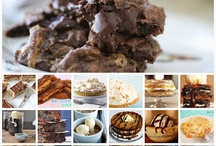 Desserts - Brownies, Bark & Balls