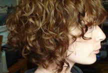 // curly girl // / by kittykat