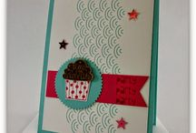 Stampin' Stuff-Cup Cake Punch / by MaryAnn Hilleary