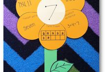Kindergarten Math / by Little Minds at Work