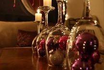 Kynttilä-ideoita / Joulu
