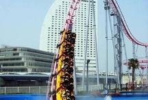 Coasters, Aquariums & Waterparks