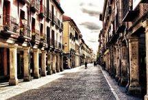 ALCALA DE HENARES / Ciudad patrimonio de la humanidad, ciudad natal de Cervantes.
