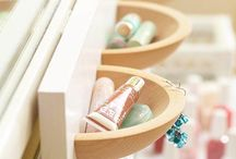 OrganizationThings / Tons of pins focused around organizational ideas. Tips and tricks for DIY. Learn how to organize your office, apartment, desk, dorm, bedroom, kitchen, bathroom and more! / by MochiThings