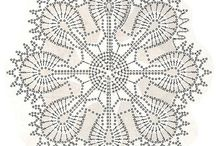 crochet doilies / a collection of crochet doilies patterns