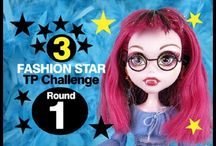 TP Fashion Star Challenges / by Lolas Mini Homes