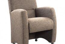 Eethoek / Eettafel en stoelen