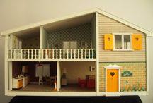 Barton dolls house / My Barton dollshouse
