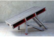 Tables palettes