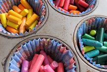MOPS kids crafts