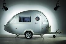 Adventure Leisure Vehicles / Our cool camping vehicles and trailers for the adventurous traveller