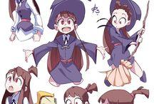 Академия ведьмочек