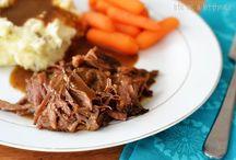 Beef entree / by Vanessa Swartz Barlow
