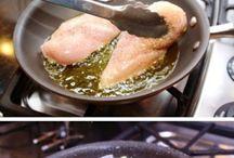 Cluck! Cluck! Cluck! / Chicken Recipes / by Heather Kaldis