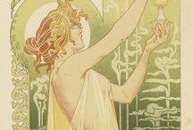 Art Nouveau / The Art Nouveau movement occurred in the late 19th century from about 1894 to 1914. In summary, Art Nouveau is the avant-garde movement of the period in reaction to historical and academic perspectives.