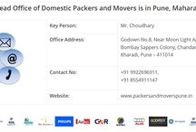Domestic Packers and Movers / Domestic Packers and Movers Pune ranked among one of the best leading organizations in India rather than other packers. Which offers 100% Reliable and Timely Services. Over the years, have built a reputation that has inspired our customers to come back to us. Also have new customers almost every day and make every effort to ensure that more and more people know about us. Contact Us 9922696911