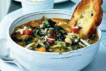 Warming Soups / by Anestazia Brace