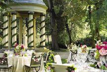 A luxury villa for weddings in Florence. www.zabelaweddings.it