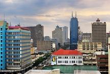 Nairobi / Visit http://accommodationnairobi.com to book Accommodation in Nairobi. or a Kenyan Safari.  / by koisan Safaris