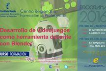 FLYER 2015-2016 / Acciones Formativas 2015-2016