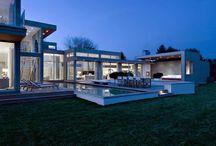 massive house