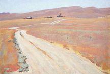 Maynard Dixon / American artist California (1875-1946)